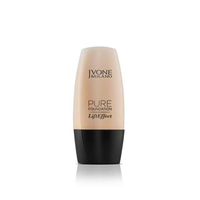 Jvone Milano alapozó folyékony pure lift effect hialuronsavval N.3 natural beige