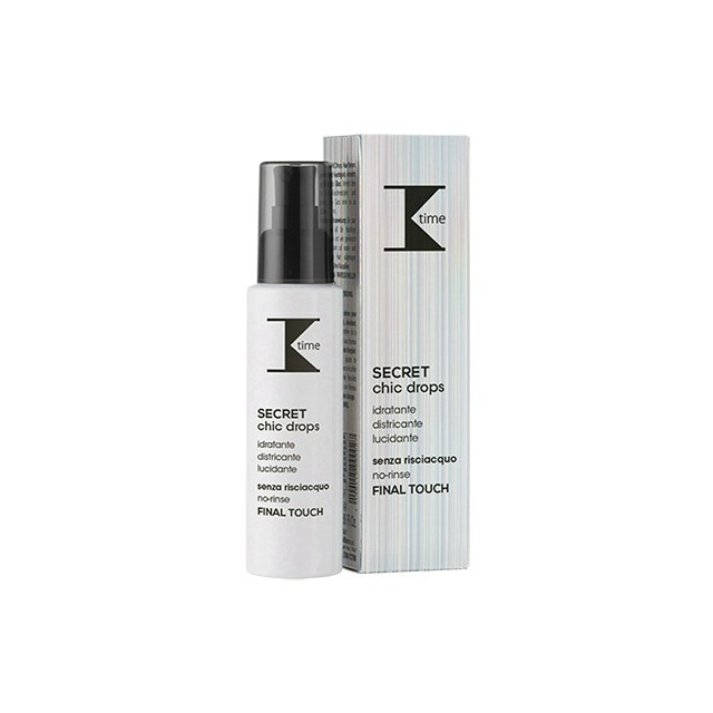K-time SECRET Chic Drops hajápoló szérum 100ml