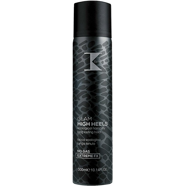 K-time Glam High Heels hajtógázmentes erős hajlakk 300ml