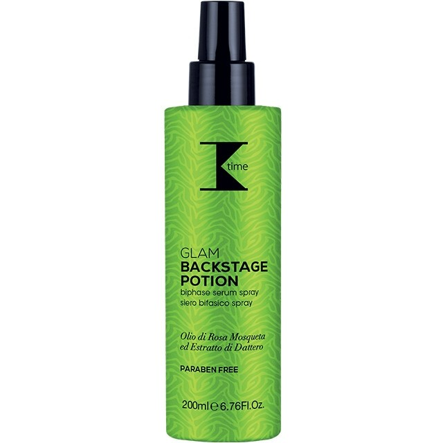 K-time Glam Backstage Potion kétfázisú spray 200ml