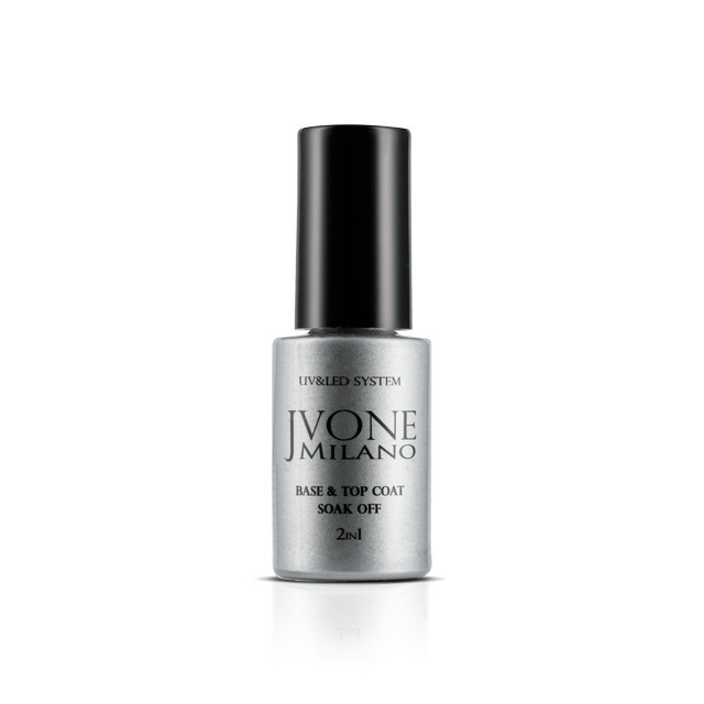 Jvone Milano Base&Top Coat (3000) 5ml