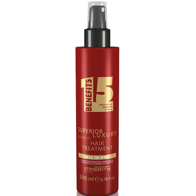 Imperity All In One Sup. Luxury Oil 100ml - Luxus rubinszínű gyengéd olaj