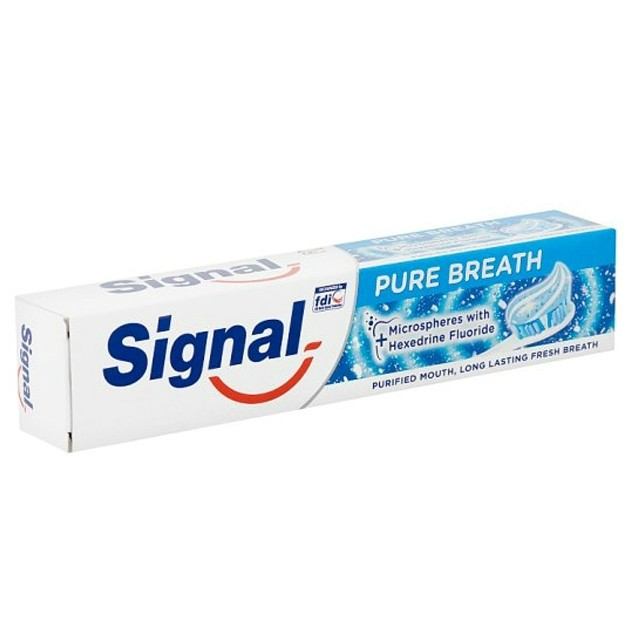 Signal Fogkrém 75ml Pure Breath