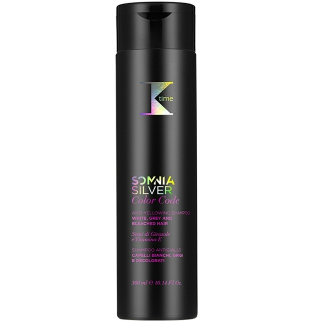 K-time SOMNIA Ezüst Sampon 300ml