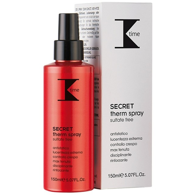 K-time SECRET Hővédő Spray 150ml