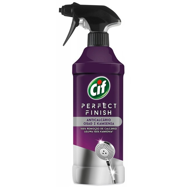 Cif Perfect Finish Spray 435ml Vízkőoldó