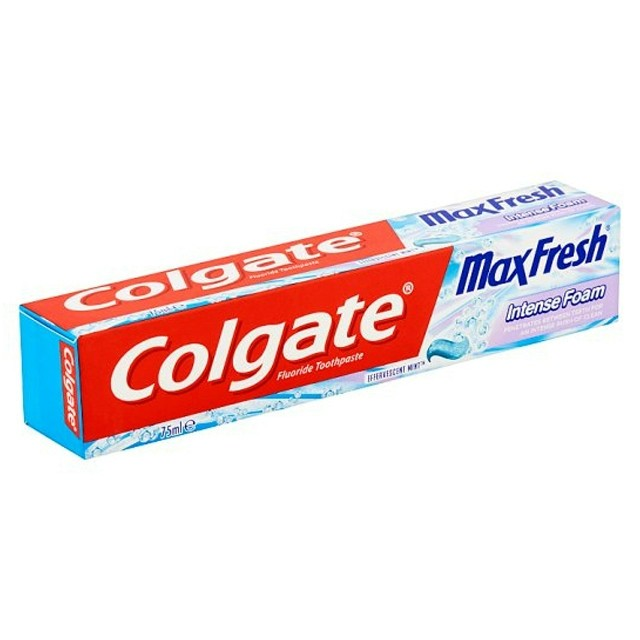 Colgate Fogkrém 75ml Max Fresh Intense