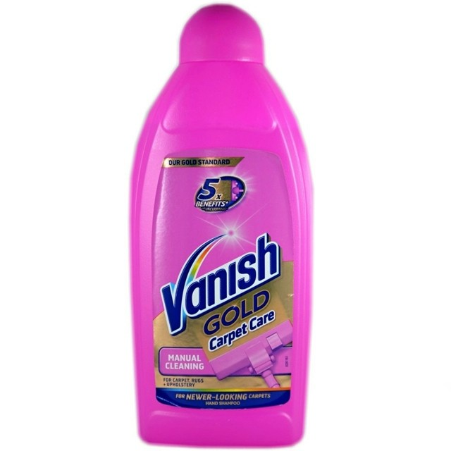 Vanish Szőnyeg Sampon 500ml Gépi N/Gold