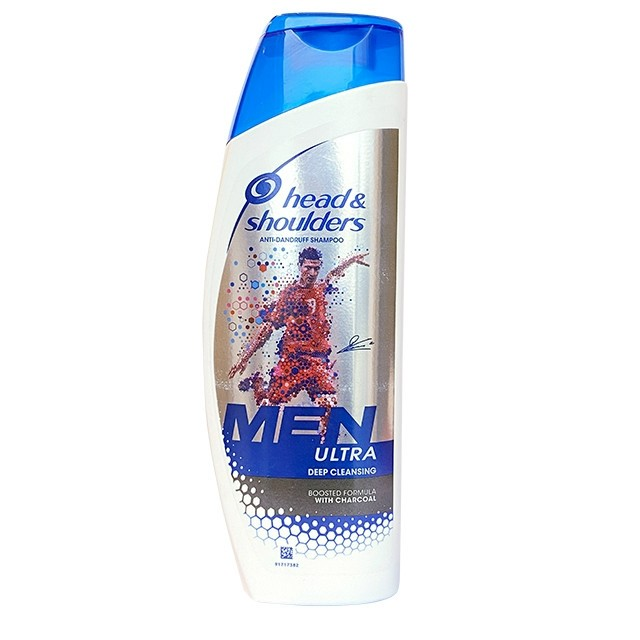 Head & Shoulders Sampon Korpa ellen Men-Mélytisztító World Cup 270ml