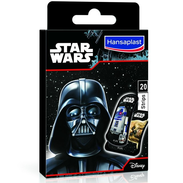 Hansaplast 20db Star Wars