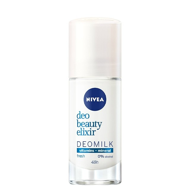 Nivea golyós 50ml Beauty Elixir Fresh
