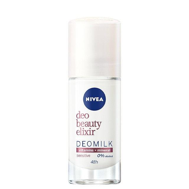 Nivea golyós 50ml Beauty Elixir Sensitive