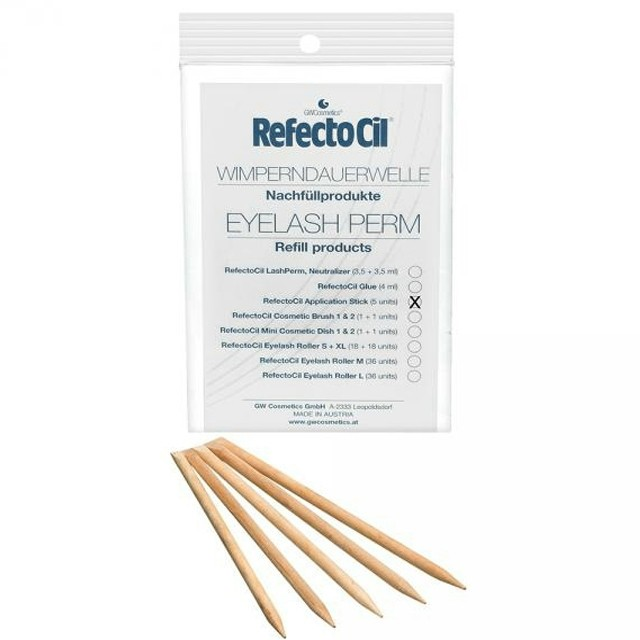 RefectoCil EyeLash Perm Narancsfa pálca RE05506