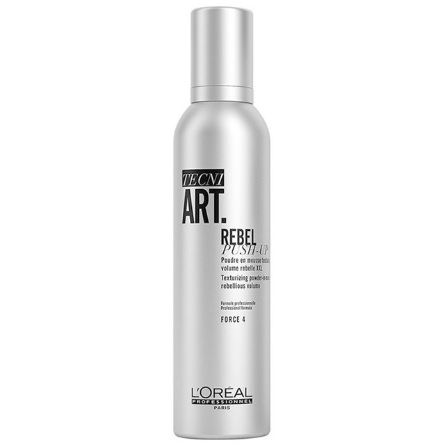 L'oréal Techni.Art Hajhab Púder-Rebel Push-Up- Erős, texturizáló 250ml