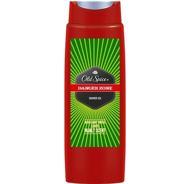 Old Spice Danger Zone Tusfürdő 250ml