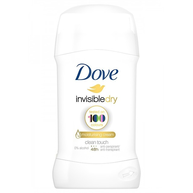 Dove deo stift 40ml Invisible Dry