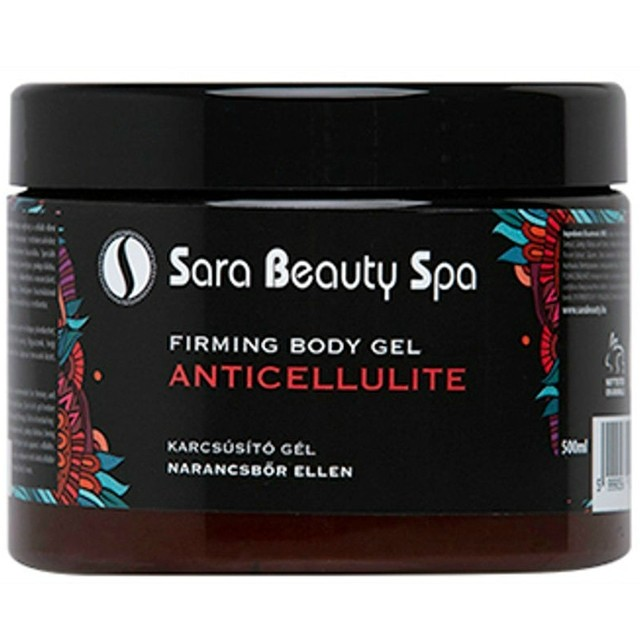 Sara Anticellulite Body Gel 500ml