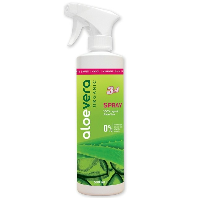 Eredeti Aloe Vera Spray 500ml