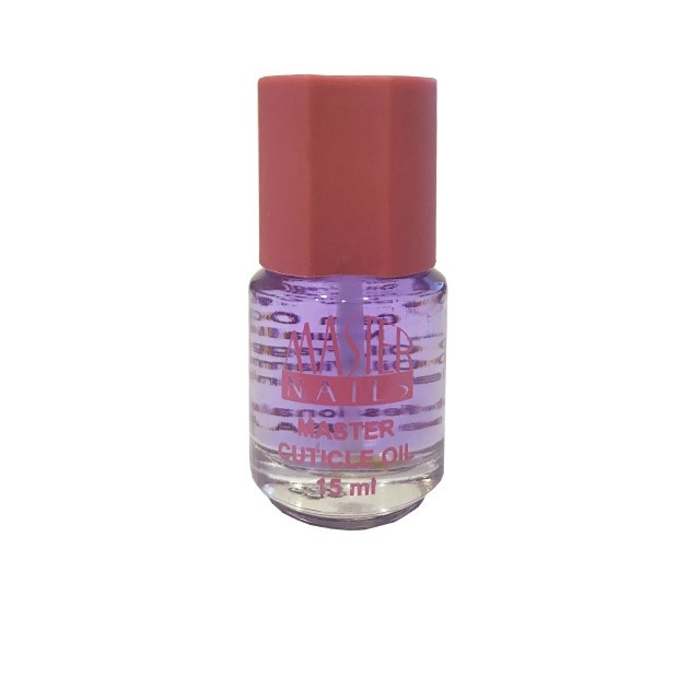 Master Nails Cuticle Oil 15ml Frézia