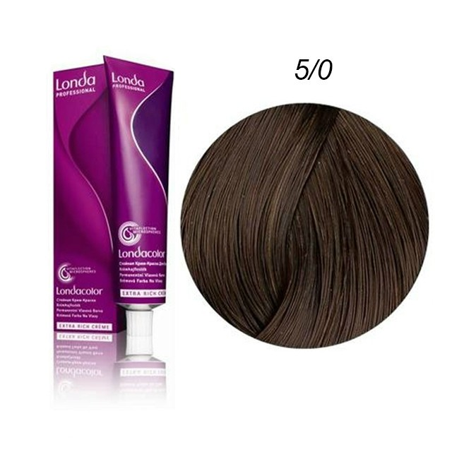 Londa Color Hajfesték 60ml 5/0