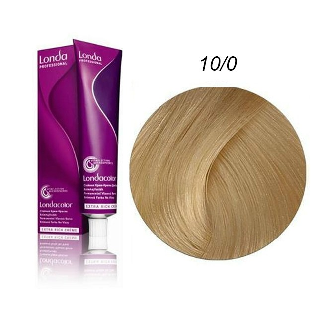 Londa Color Hajfesték 60ml 10/0