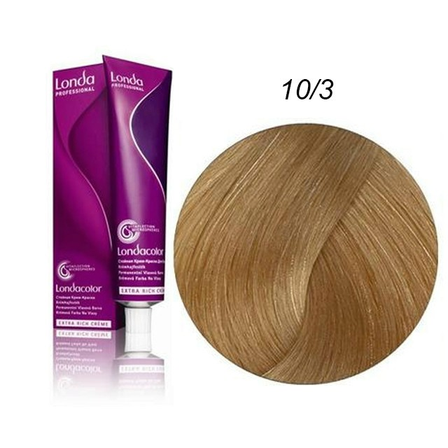 Londa Color Hajfesték 60ml 10/3