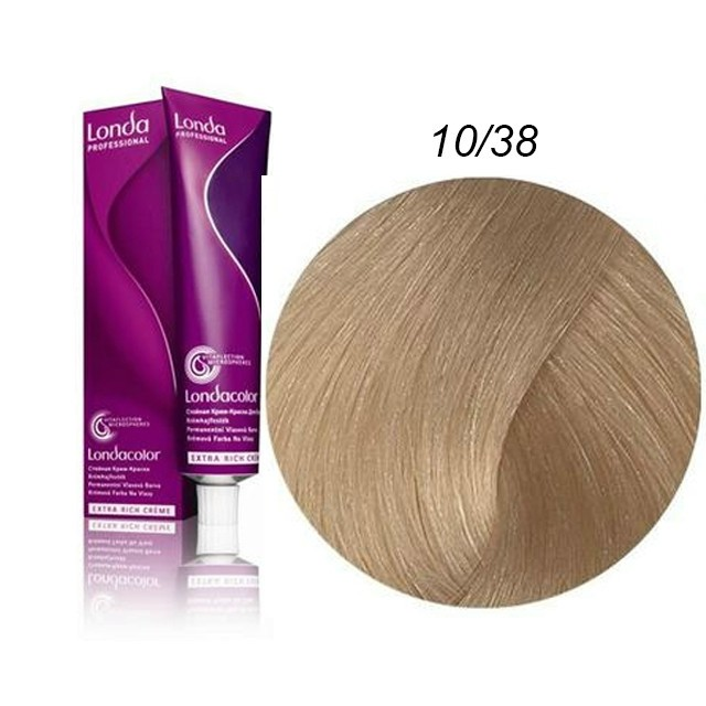 Londa Color Hajfesték 60ml 10/38