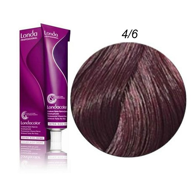 Londa Color Hajfesték 60ml 4/6