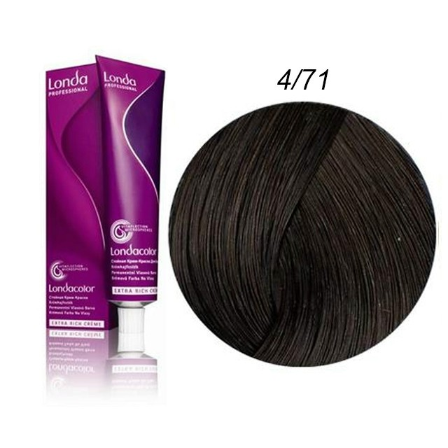 Londa Color Hajfesték 60ml 4/71