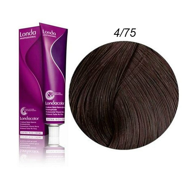 Londa Color Hajfesték 60ml 4/75