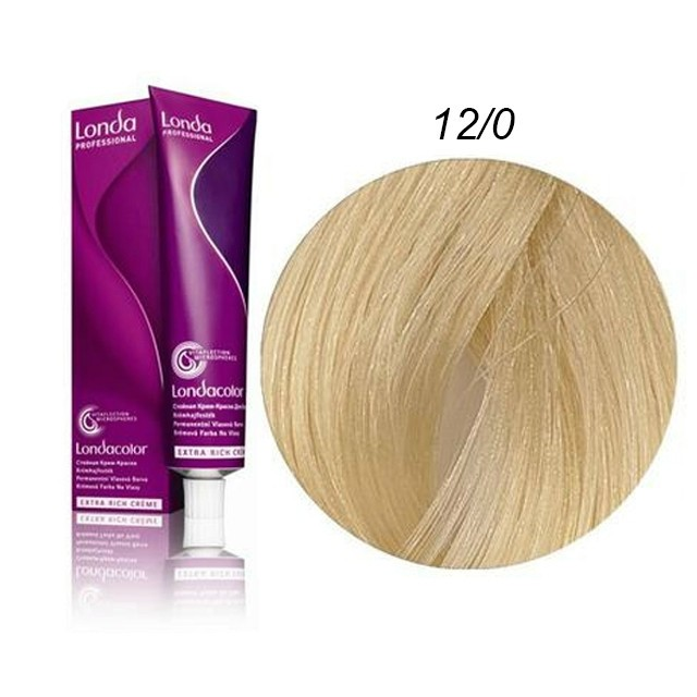 Londa Color Hajfesték 60ml 12/0