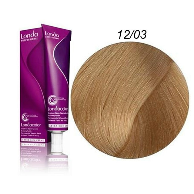 Londa Color Hajfesték 60ml 12/03
