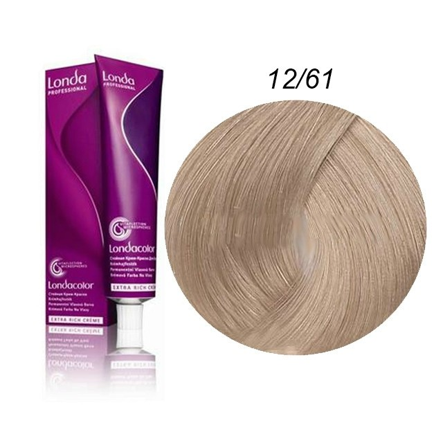 Londa Color Hajfesték 60ml 12/61