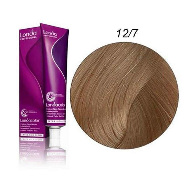Londa Color Hajfesték 60ml 12/7