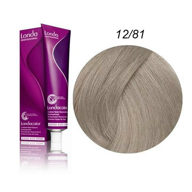 Londa Color Hajfesték 60ml 12/81