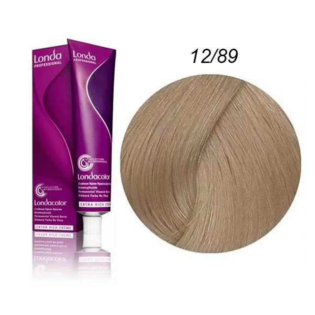 Londa Color Hajfesték 60ml 12/89