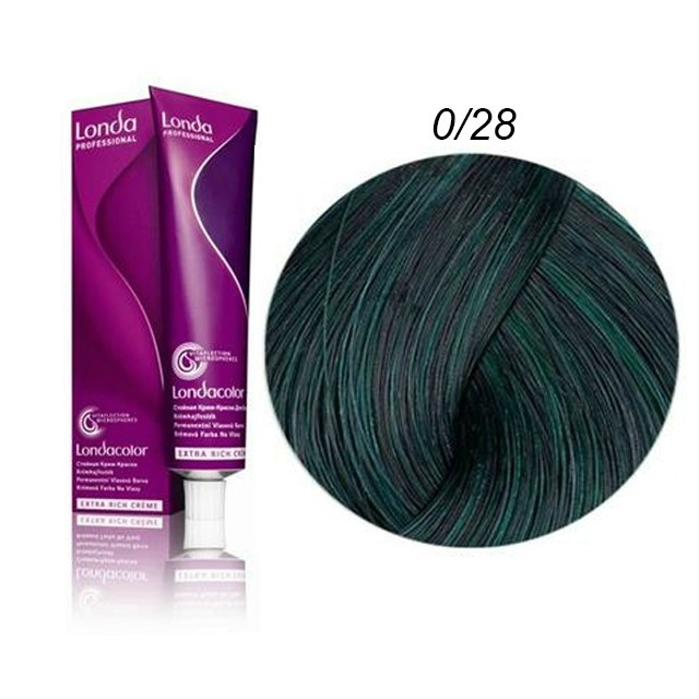 Londa Color Hajfesték 60ml 0/28