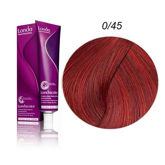 Londa Color Hajfesték 60ml 0/45