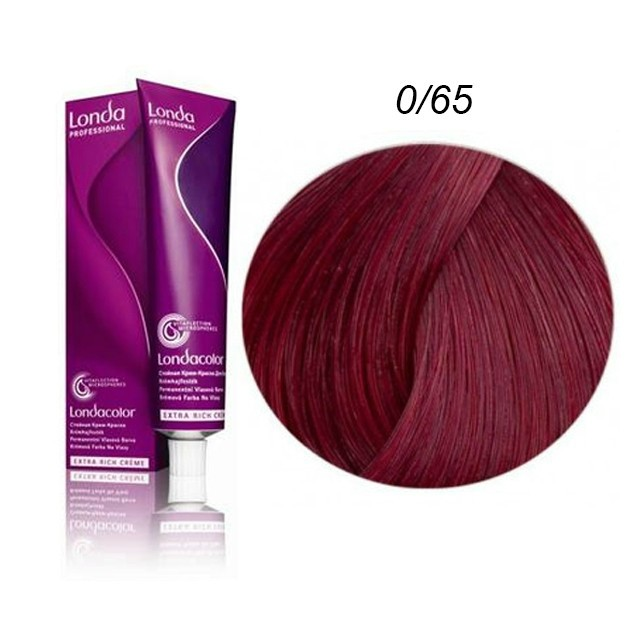 Londa Color Hajfesték 60ml 0/65