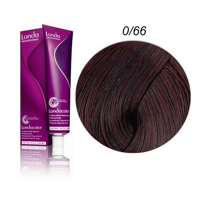 Londa Color Hajfesték 60ml 0/66