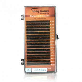 Long Lashes Extreme Volume Selyem CC/0,05-09mm LLEVSCC8050009