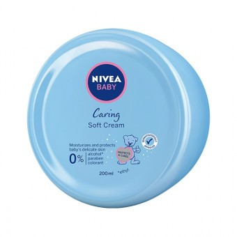 Nivea Baby Creme 200ml Soft 86128