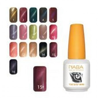 NABA Cat Eye Lac Gel Mini 4ml - CE01