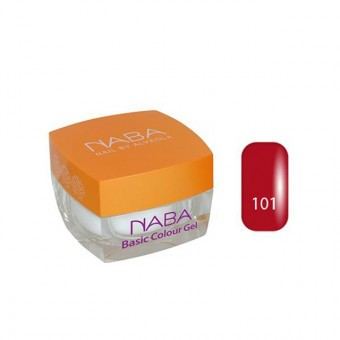 NABA Basic colour gel 101 - 3,5ml Chianti NA613011.101 - kifutó