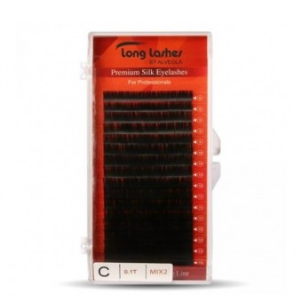 Long Lashes Extreme Volume Selyem C/0,10-8-9-10-11-12-13-14mm LLEVSC9100000