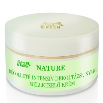 Golden Green Nature Intentív nyak-dekoltázs mellkezelő krém 250ml