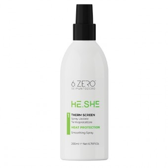 6.ZERO He.She Hővédő Spray-Therm Screen 200ml