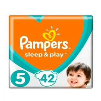 "Pampers Babapelenka Sleep&Play-""5"" 11-16kg-ig 42db"