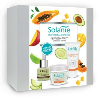 Solanie Refresh Fruit Börfrissítő csomag SO10036