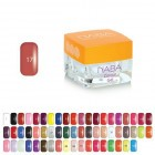 NABA colour gel 17 - 3,5ml Mallow Pink NA612011.017